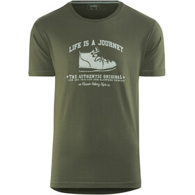 High Colorado Garda 2 - T-shirt manches courtes Homme - olive